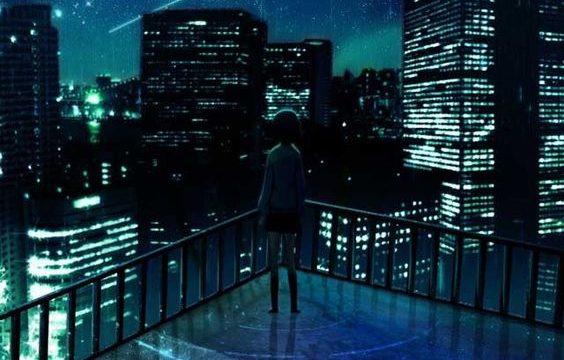 Una sera ad Odaiba