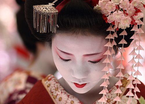 Ornamenti da geisha – I kanzashi