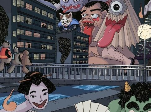 Un'estate di Yokai