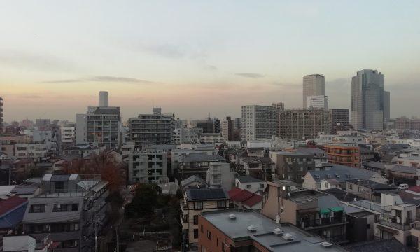 Tokyo alla finestra